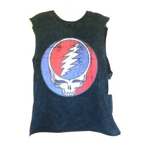 Grateful Dead Steal Your Face Tank